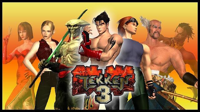 لعبة تيكن Tekken 3
