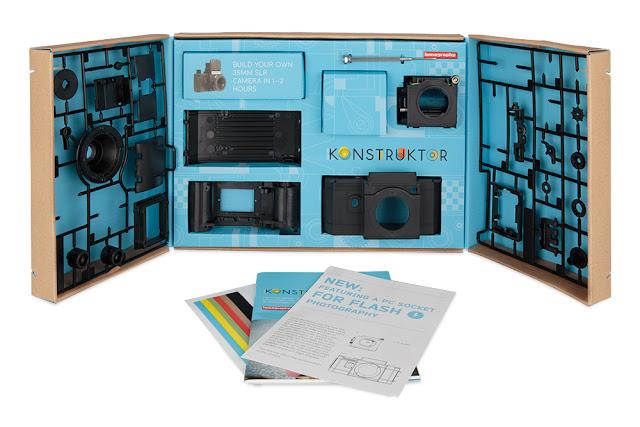 appareil photo en kit