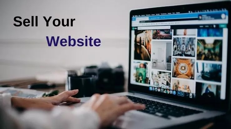 Sell Your Website And Earn money with Blogging