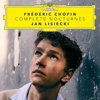 Frederic Chopin Complete Nocturnes Jan Lisiecki