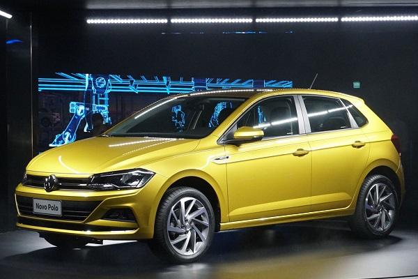 Volkswagen Polo Brasil 2018