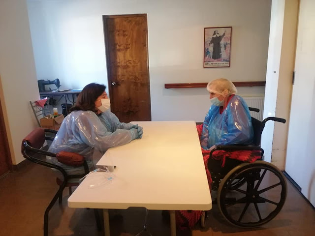 visitas de familiares en hogaresmd-Santa Cruz