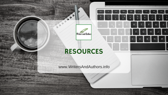 Resources for Writers and Authors