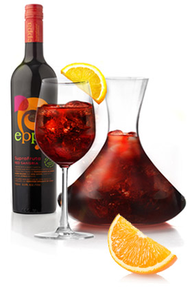 chilled #Sangria