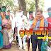 अलीगंज के अवगीला चौरासा पंचायत में कोंग्रेस नेता ने चलाया जागरूकता अभियान