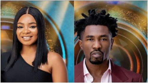 Boma, a Big Brother Naija, BBNaija Season 6 housemate has warned Queen #Momusicdate