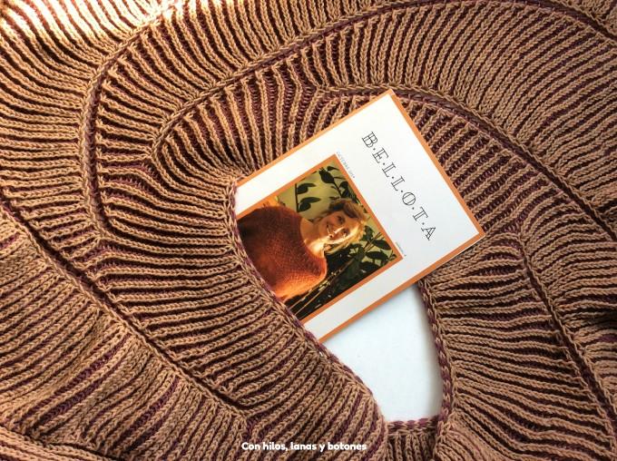 Con hilos, lanas y botones: Chal Eartha frustrado