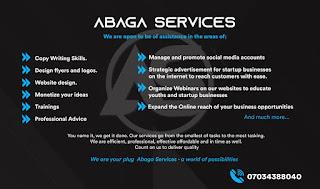 Abaga services