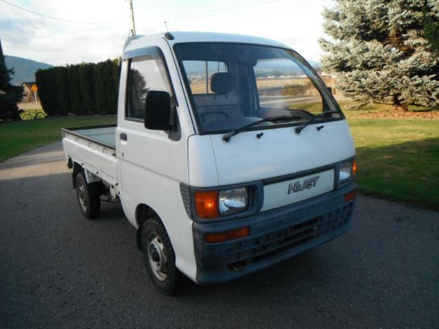 J Cruisers JDM Vehicles Parts In Canada: 1995 Daihatsu