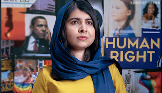 Malala was the best young man of the year and decade