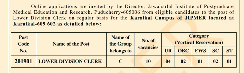 75 Assistant Professor/Professor & LDC Job Vacancies In