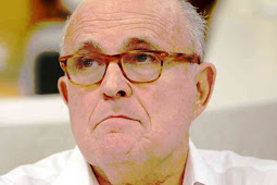 Giuliani Fears His Tombstone Will Say, 'He Lied for Trump'