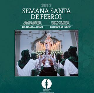 Semana Santa Ferrol 2017
