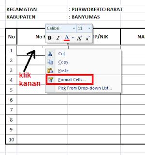 Cara Menambahkan Angka 0 Agar Tidak Hilang Di Microsoft Excel