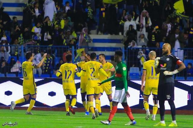 مشاهدة مباراة النصر والاتفاق بث مباشر اليوم 09-09-2020 بالدوري السعودي