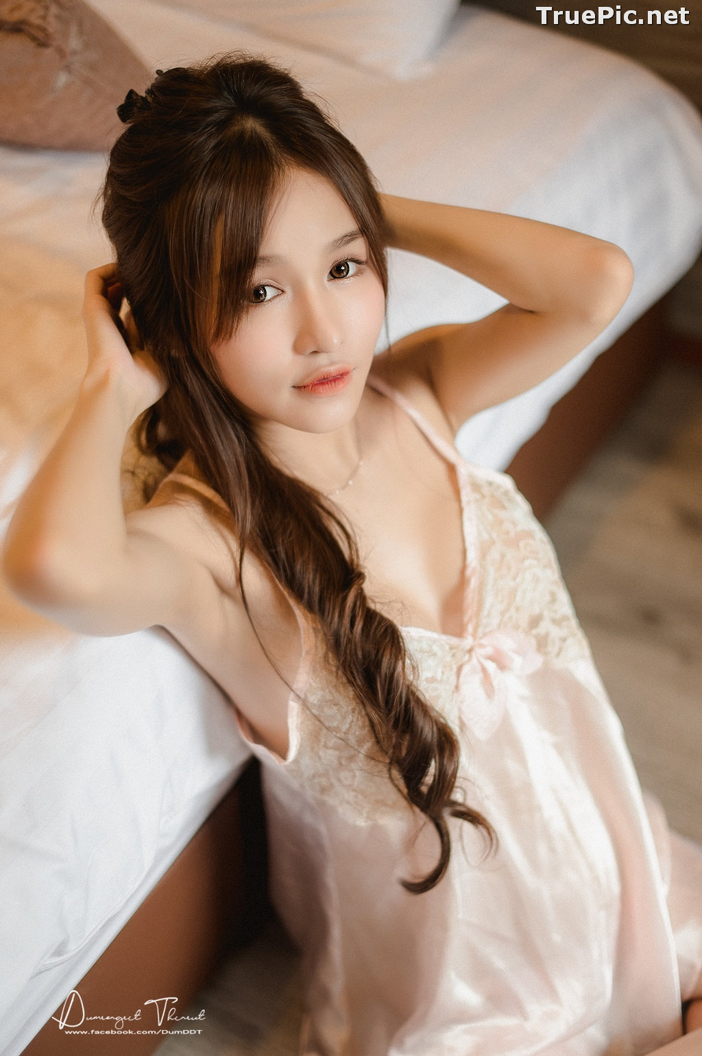 Image Thailand Model - Patcharaporn Chaopitakwong - Cute Girl Pajamas - TruePic.net - Picture-7