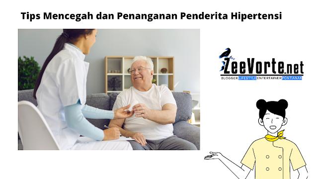 Tips Mencegah dan Penanganan Penderita Hipertensi
