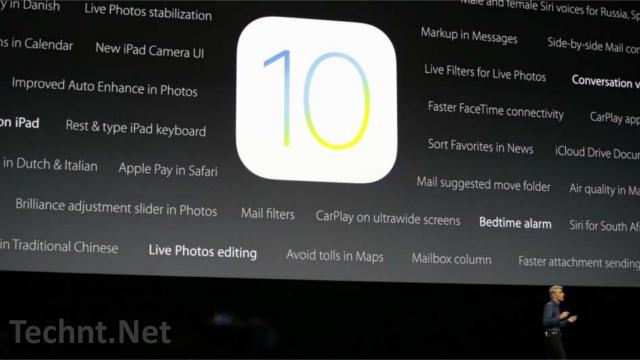 تعرف على جديد التحديث الأخير لـ 10.3 iOS المتاح الآن للجميع على أيفون وأيباد - التقنية نت - technt.net