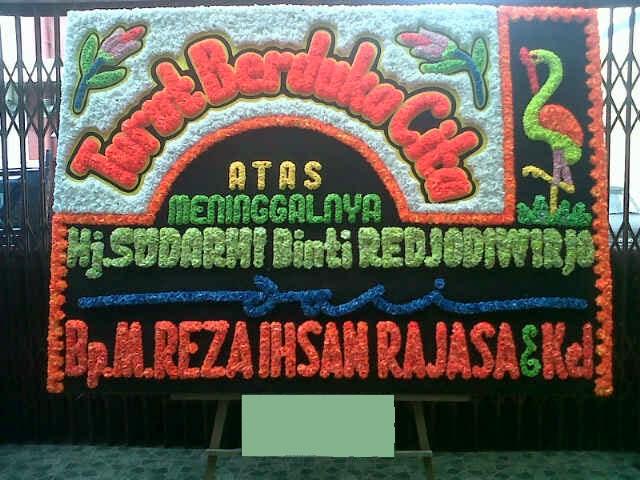 toko papan bunga Palembang 4