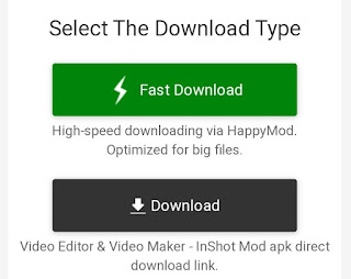 select download type
