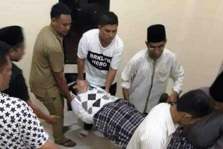 Ketua KPU Kota Dan Kabupaten Bekasi Dilarikan Ke Rumah Sakit Akibat Kelelahan