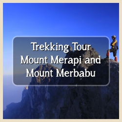 Trekking Merapi Merbabu
