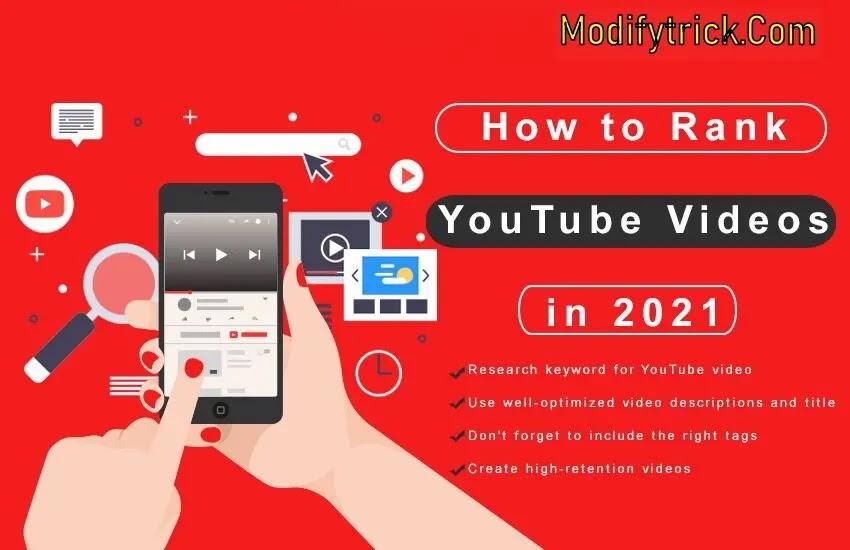 Youtube Ranking Factors