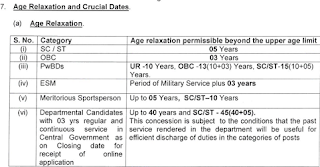 Indian Navy Recruitment 2021 Tradesman Age Relaxations