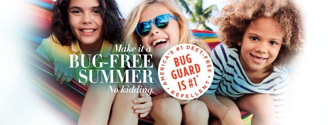 Bug-free this summer!