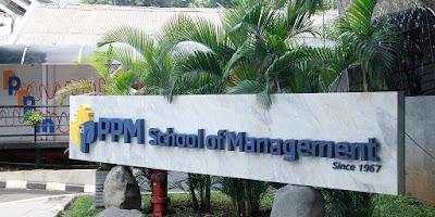 PPM School of Management – Daftar Fakultas dan Program Studi