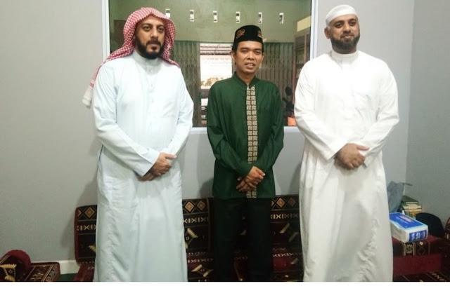 UAS: Semoga Allah Angkat Derajat Syekh Ali Jaber