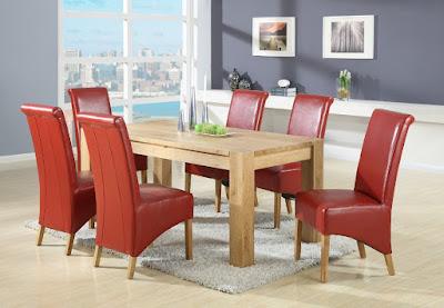 Hidupkan Rumah Dengan Meja Makan Kayu IKEA