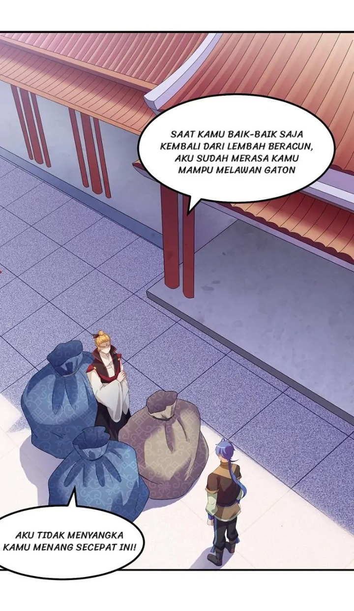 Martial Arts Reigns Bahasa Indonesia Chapter 58