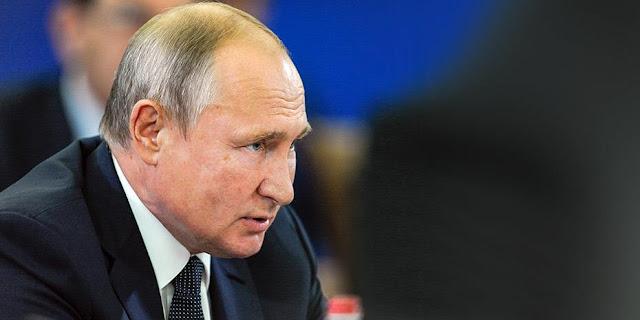 Πούτιν σε Μέρκελ: Απαράδεκτη οποιαδήποτε παρέμβαση στη Λευκορωσία
