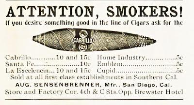 Sensenbrenner Cigar