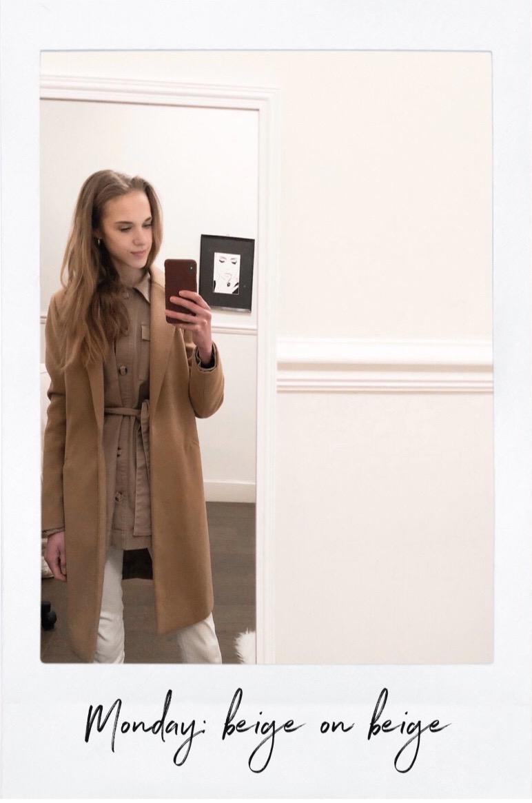 Fashion blogger outfits week 49 - Muotibloggaaja, asuinspiraatio