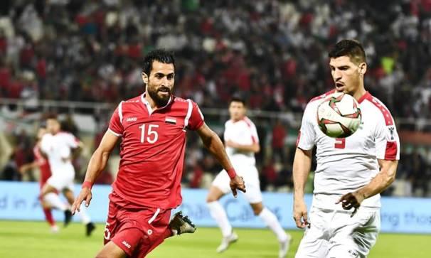 المنتخب السوري يبدء مشواره في نهائيات كأس آسيا بكرة القدم بالتعادل السلبي مع المنتخب الفلسطيني