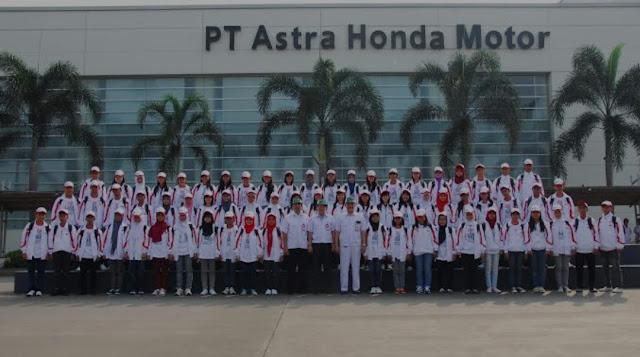 Informasi Terbaru Lowongan Kerja PT Astra Honda Motor (AHM)