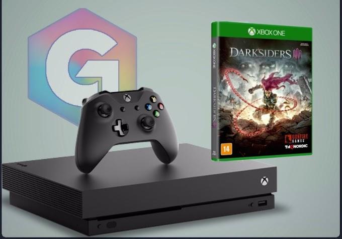 SORTEIO | Xbox One ou Darksiders genesis - Participe!