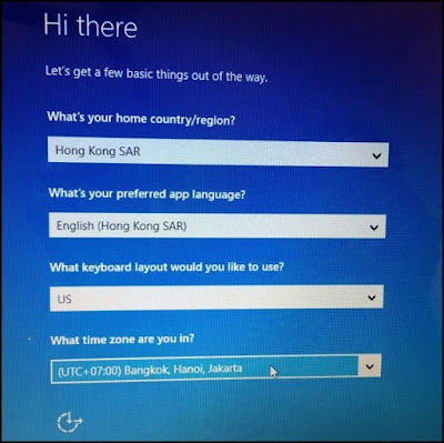 Setting Up A New Laptop