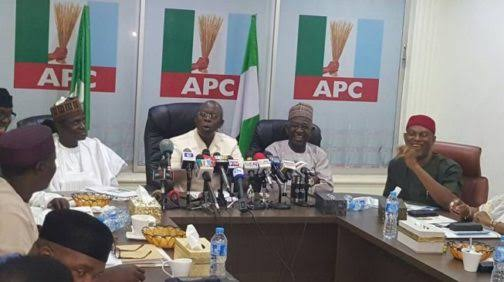 APC Accuses INEC Of Leaking Its Sensitive & Confidential Letter