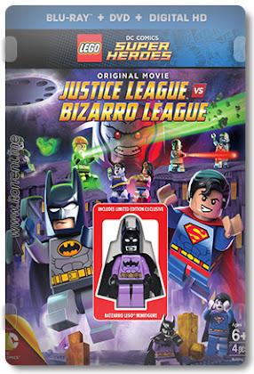 Lego: Liga da Justiça vs Liga Bizarro