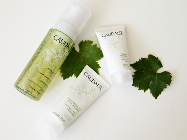 Caudalie Grapes &  Sage skin care