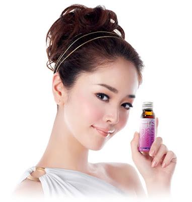 Sử dụng collagen shiseido ex dạng nước đúng cách