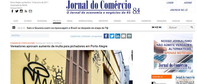 http://jcrs.uol.com.br/_conteudo/2017/06/politica/568354-vereadores-aprovam-aumento-de-multa-para-pichadores-em-porto-alegre.html