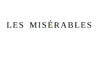 Les-Miserables By Victor Hugo In Pdf