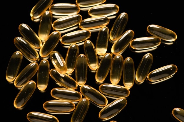 An AntiAging Supplement of Fish Oil is Most Effective