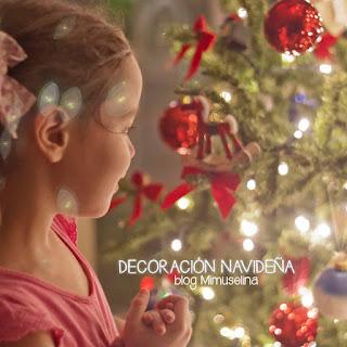blog mimuselina niños ilusión navidad decoración árbol belén luces navideñas