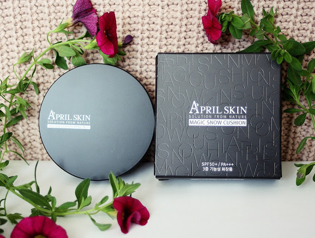 April Skin Magic Snow Cushion no 21