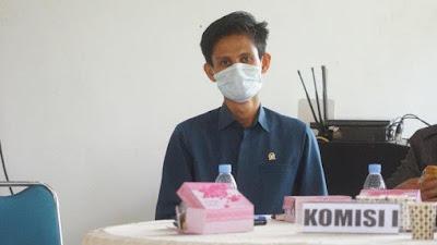 Polemik Eksekutif dengan Legislatif, Hairuddin Anggota Komisi I DPRD Wajo Angkat Bicara
